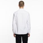 Мужская рубашка Universal Works Everyday Oxford White фото- 6