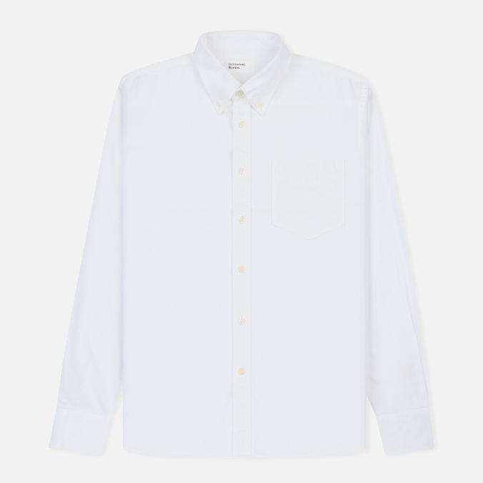 Мужская рубашка Universal Works Everyday Oxford White