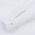 Мужская рубашка Universal Works Everyday Oxford White фото- 3