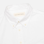 Universal Works Everyday Men's Shirt Poplin White photo- 1