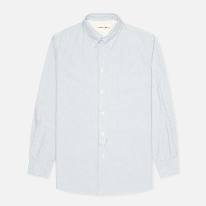 Мужская рубашка Universal Works Everyday Sky Oxford