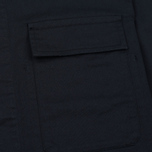 Мужская рубашка Universal Works Military Work Twill Navy фото- 2