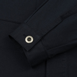 Мужская рубашка Universal Works Military Work Twill Navy фото- 4