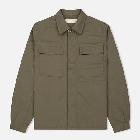 Мужская рубашка Universal Works Military Work Twill Olive