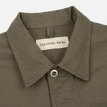 Мужская рубашка Universal Works Military Work Twill Olive фото- 1