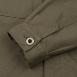 Мужская рубашка Universal Works Military Work Twill Olive фото- 3