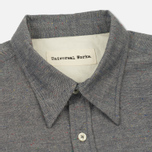 Мужская рубашка Universal Works Point Collar Nep Chambray Indigo фото- 1