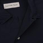 Мужская рубашка Universal Works Road Poplin Navy фото- 3