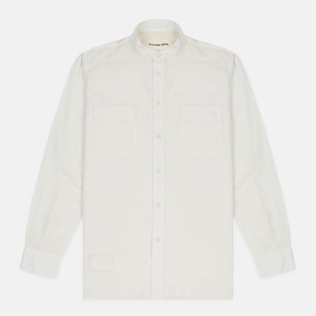 Мужская рубашка Universal Works Stoke Poplin Natural
