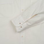 Мужская рубашка Universal Works Stoke Poplin Natural фото- 3
