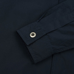 Мужская рубашка Universal Works Uniform Cotton/Nylon Navy фото- 3