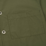 Мужская рубашка Universal Works Uniform Cotton/Nylon Olive фото- 2
