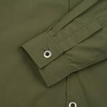 Мужская рубашка Universal Works Uniform Cotton/Nylon Olive фото- 3