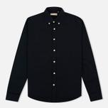 Мужская рубашка Velour Common Flannell Black фото- 0