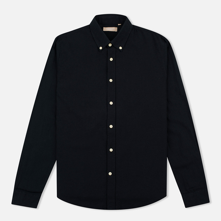 Мужская рубашка Velour Common Flannell Black