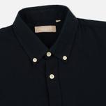 Мужская рубашка Velour Common Flannell Black фото- 1