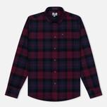 Мужская рубашка Weekend Offender Alphin Navy/Red фото- 0