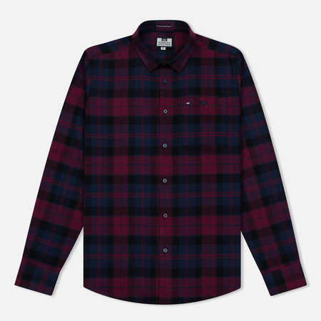 Мужская рубашка Weekend Offender Alphin Navy/Red