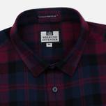 Мужская рубашка Weekend Offender Alphin Navy/Red фото- 1