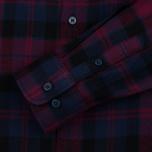 Мужская рубашка Weekend Offender Alphin Navy/Red фото- 2