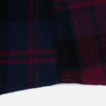 Мужская рубашка Weekend Offender Alphin Navy/Red фото- 3