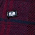 Мужская рубашка Weekend Offender Alphin Navy/Red фото- 4
