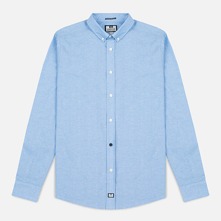 Weekend Offender Alver Men's Shirt Blue