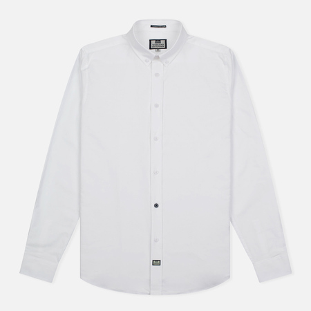 Weekend Offender Alver Men's Shirt White