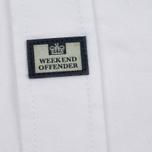 Мужская рубашка Weekend Offender Alver White фото- 4