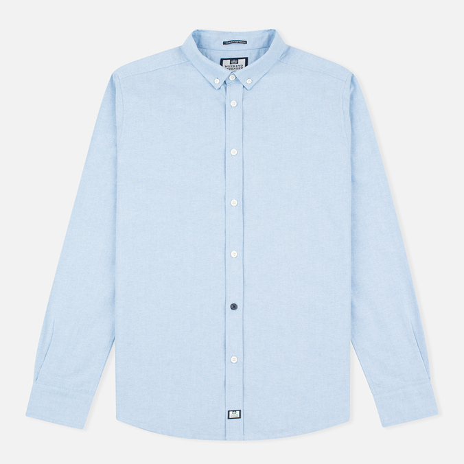 Мужская рубашка Weekend Offender Cruzado Blue