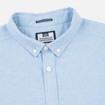 Weekend Offender Cruzado Men's Shirt Blue photo- 1