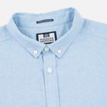 Мужская рубашка Weekend Offender Cruzado Blue фото- 1