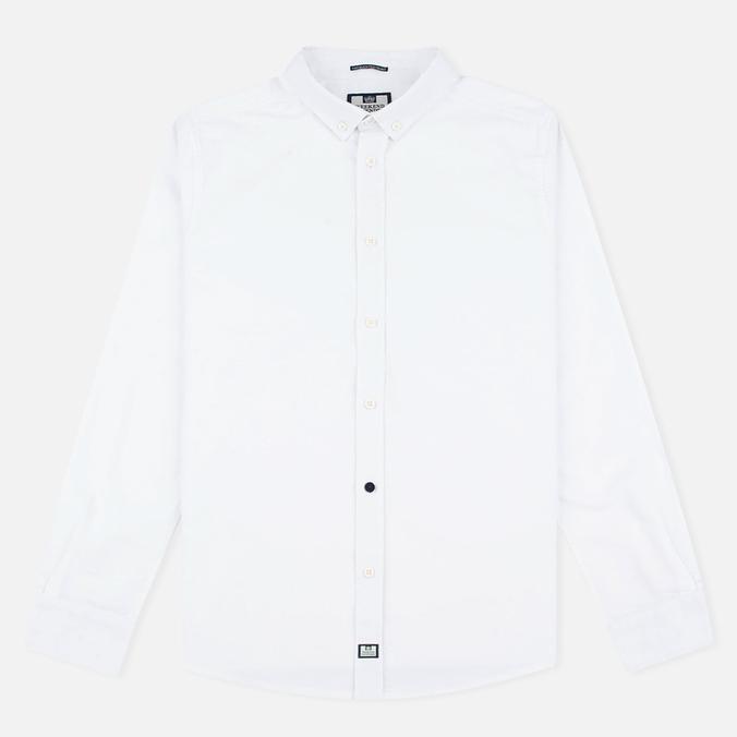 Мужская рубашка Weekend Offender Cruzado White