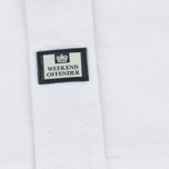 Мужская рубашка Weekend Offender Cruzado White фото- 3