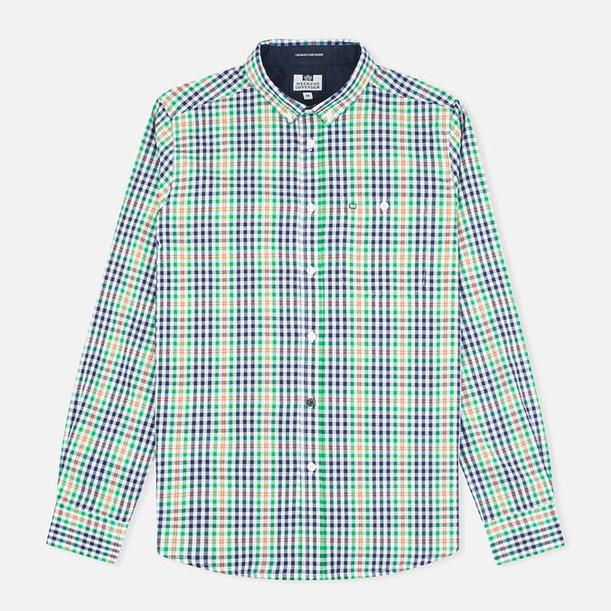Weekend Offender Delta Men's Shirt Green
