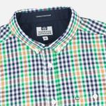 Weekend Offender Delta Men's Shirt Green photo- 1