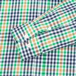 Мужская рубашка Weekend Offender Delta Green фото- 2