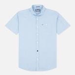 Мужская рубашка Weekend Offender Simplicity Blue фото- 0