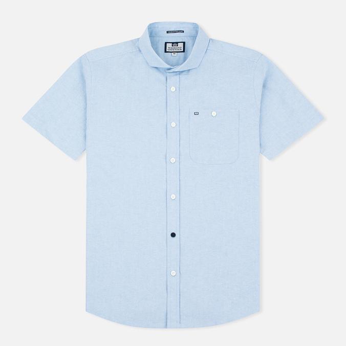 Weekend Offender Simplicity Men's Shirt Blue