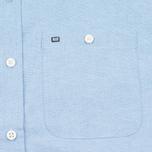 Мужская рубашка Weekend Offender Simplicity Blue фото- 2