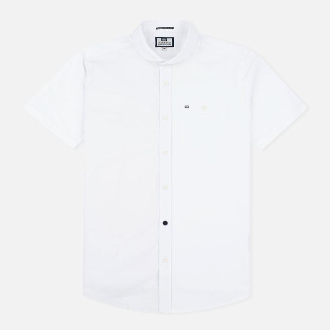 Weekend Offender Simplicity Men's Shirt White