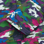 Мужская куртка White Mountaineering Spectrum Camouflage Printed Blue фото- 4