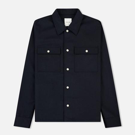 Мужская рубашка Wood Wood Franco Navy