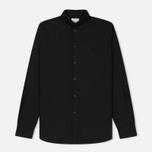 Мужская рубашка Wood Wood Timothy Black фото- 0