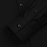 Мужская рубашка Wood Wood Timothy Black фото- 3