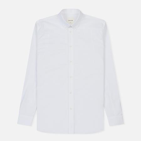 Мужская рубашка Wood Wood Timothy Bright White