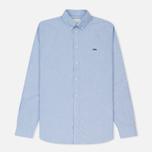 Мужская рубашка Wood Wood Timothy Light Blue фото- 0