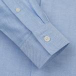 Мужская рубашка Wood Wood Timothy Light Blue фото- 3