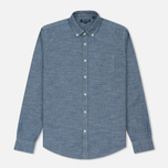Мужская рубашка Woolrich Button Down Chambray фото- 0