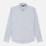 Мужская рубашка Woolrich Button Down Light Pale Blue фото- 0